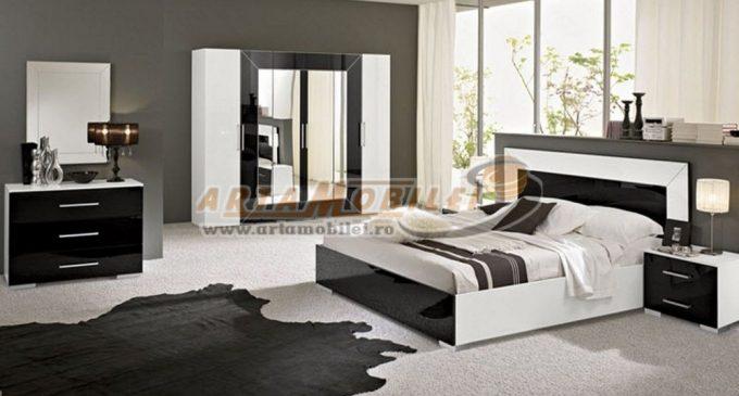 Mobila dormitor de calitate superioara pe arta-mobilei.ro