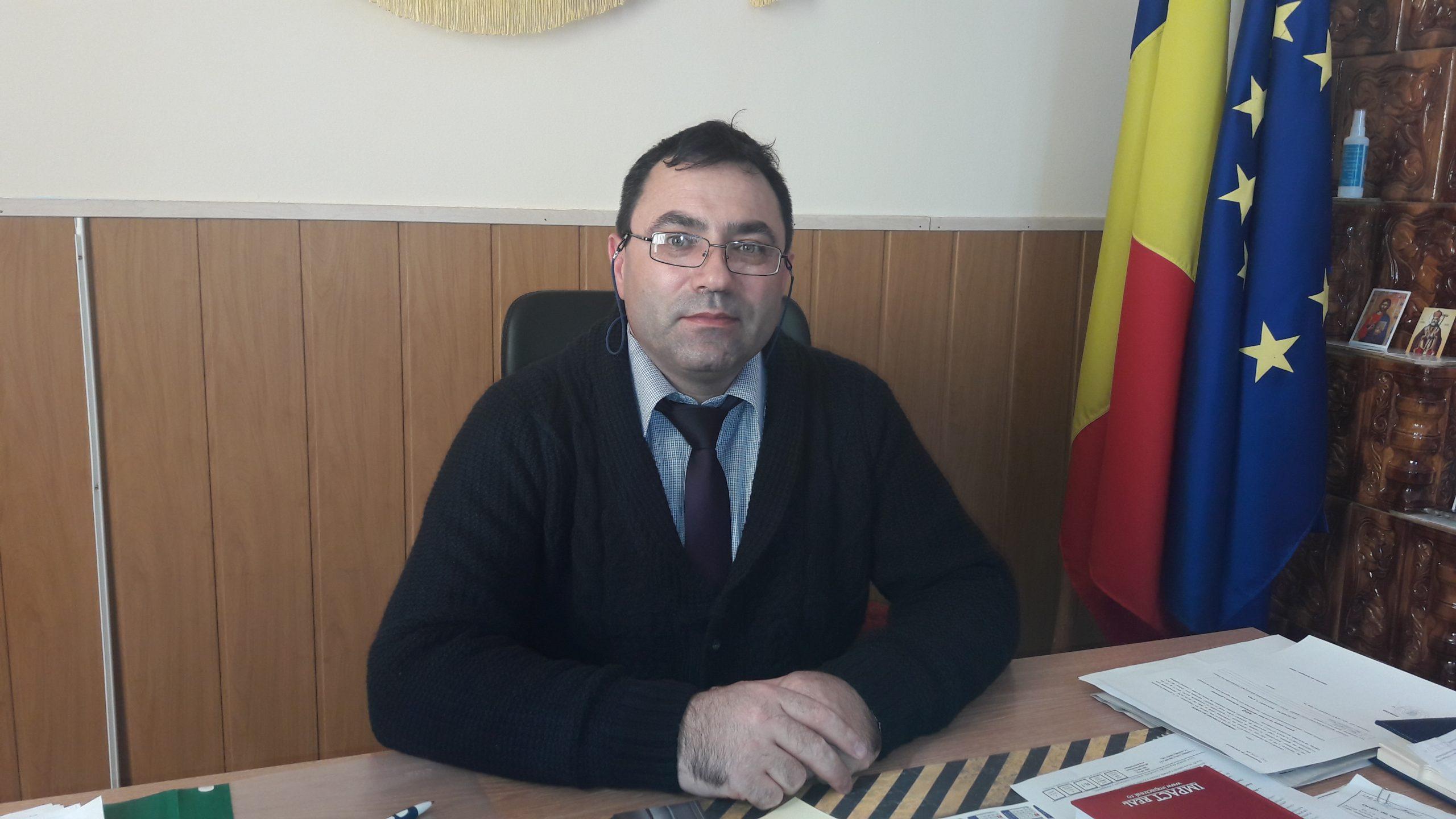 Gheorghe Gîngu a găsit soluţii pentru cadastrarea localităţii integral