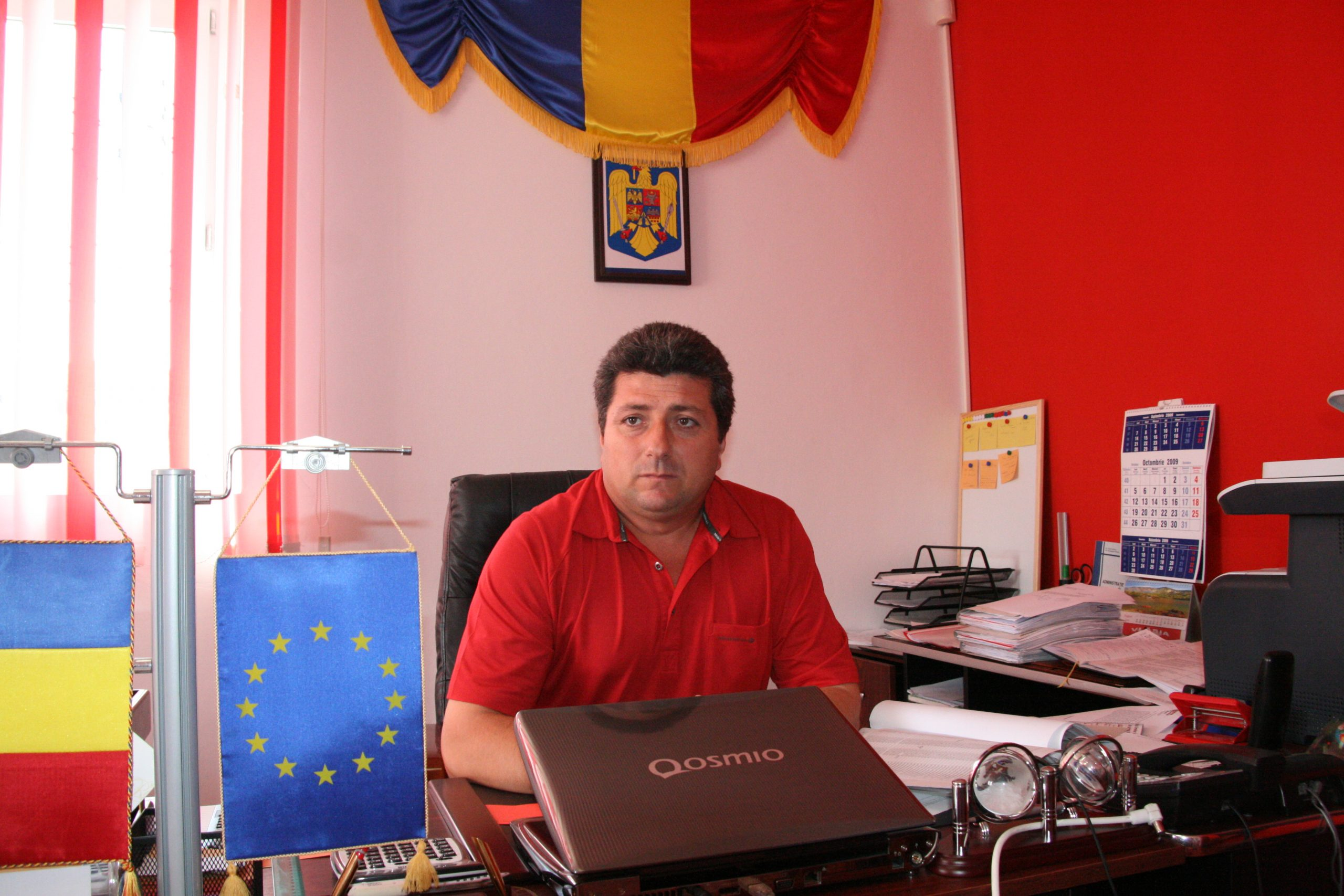 Primarul din Guşoeni are un portofoliu de 14 proiecte depuse prin PNDL