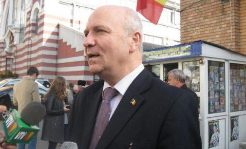 """Constantin Rotaru: """"Corupţia există şi trebuie acţionat fără întrerupere împotriva corupţilor"""""""