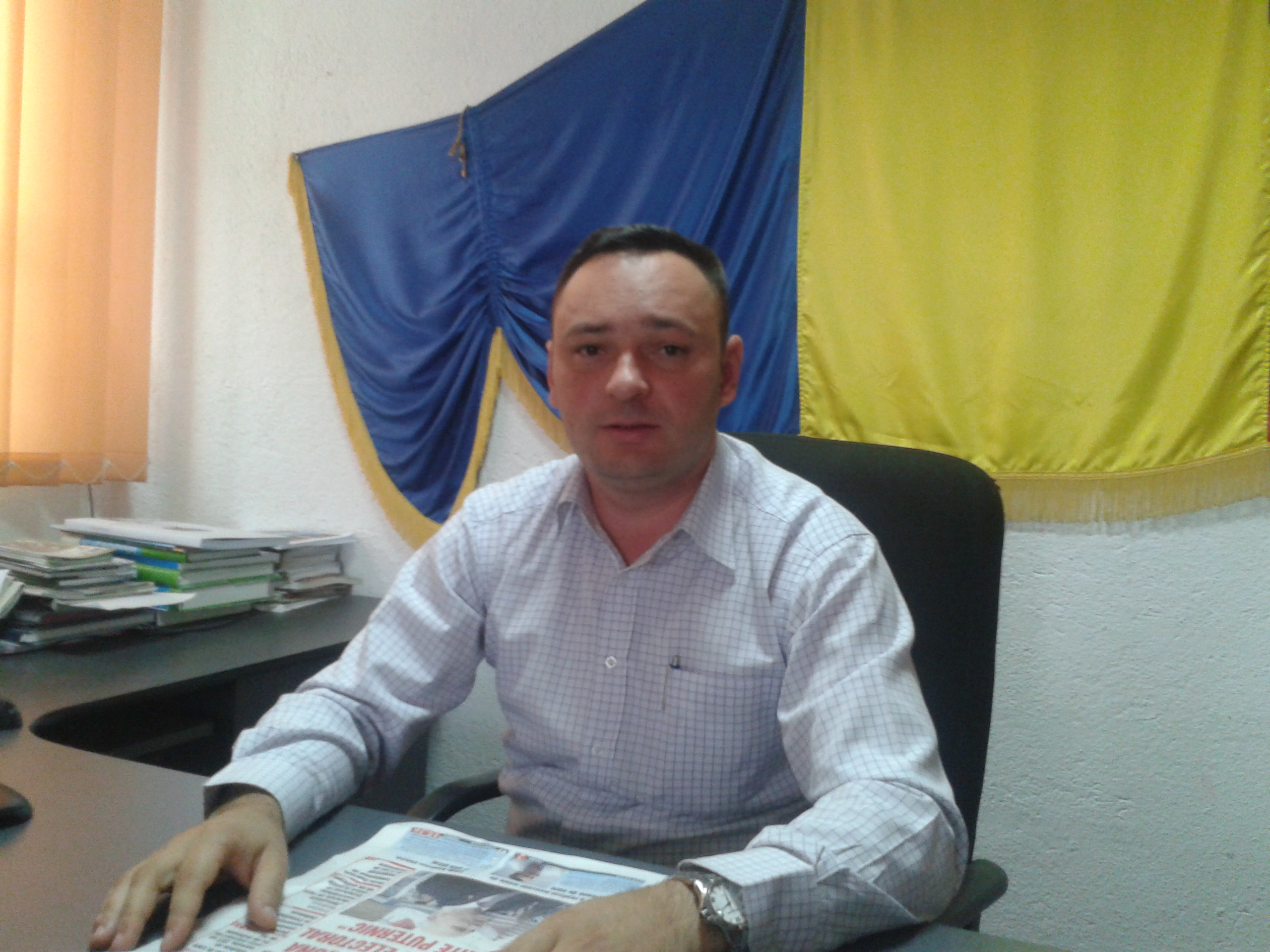 """Daniel Băluţă: """"Problema plăţii salariilor nu ar trebui să existe în primării"""""""