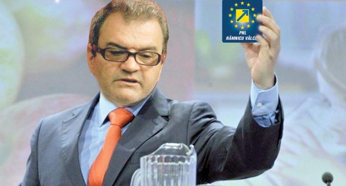 Victor Giosan ar putea spăla onoarea PNL Râmnicu Vâlcea