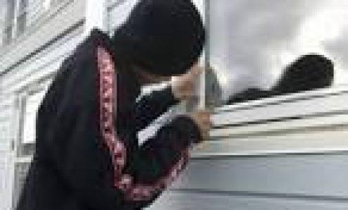 Grup organizat de hoţi de locuinţe, în vizorul poliţiei
