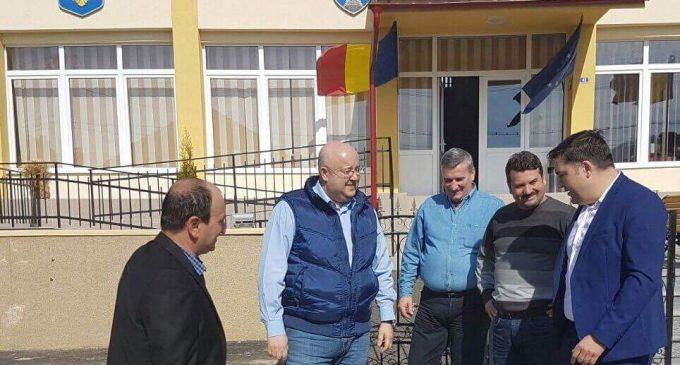Ministrul secretar de stat Ovidiu Flori, prezent la Vâlcea!