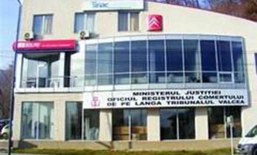 Peste 1.000 de firme noi s-au înmatriculat în Vâlcea, în primul semestru din acest an