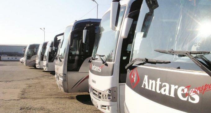 SC Antares Transport SA şi-a diminuat în 2015 veniturile şi profitul, iar datoriile au crescut cu 1,6 milioane de euro