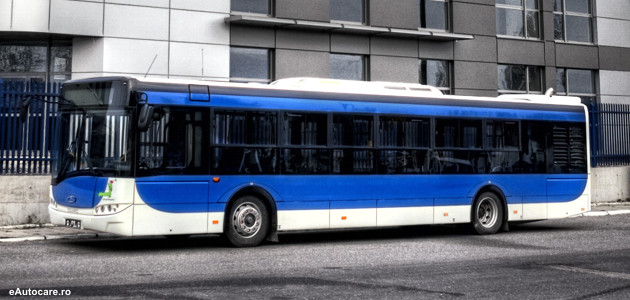 Compania de transport auto de persoane SC Dacos SRL a continuat să înregistreze pierderi și în anul 2018