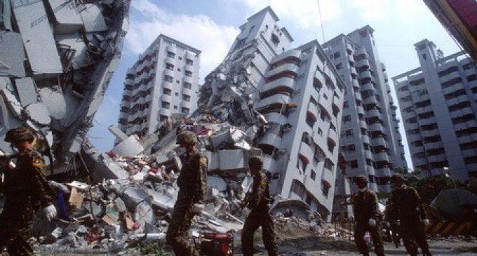Vâlcea se numără printre primele cinci judeţe afectate de dezastre
