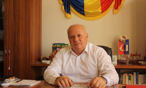 """Alexandru Dediu: """"Pentru mine, învăţământul este prioritar"""""""
