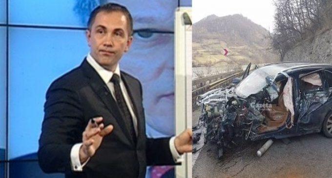 A cui maşină a făcut-o praf Isar pe Valea Oltului?
