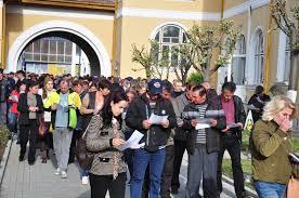 În luna decembrie, AJOFM Vâlcea organizează burse ale forței de muncă