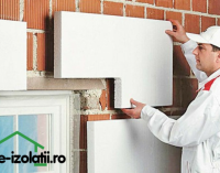 Alternative pentru izolarea termică a clădirilor – eficienţa vatei bazaltice