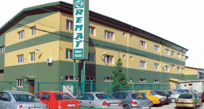 Planul de reorganizare a SC Remat SA Vâlcea, aflată în insolvenţă, confirmat de Tribunal