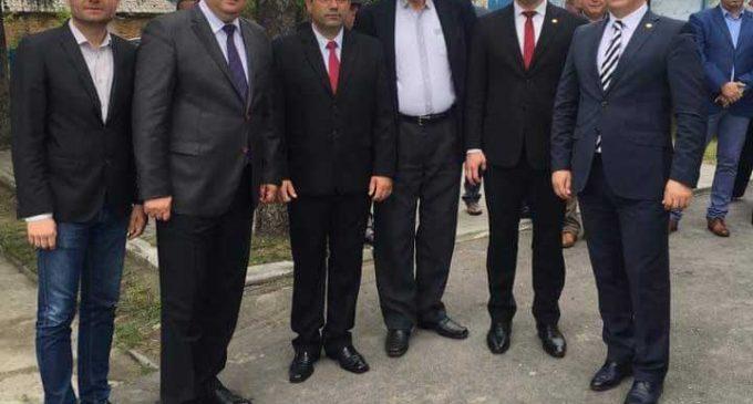 Gheorghe Gîngu, oficial candidatul PSD în cursa pentru Primăria Bujoreni