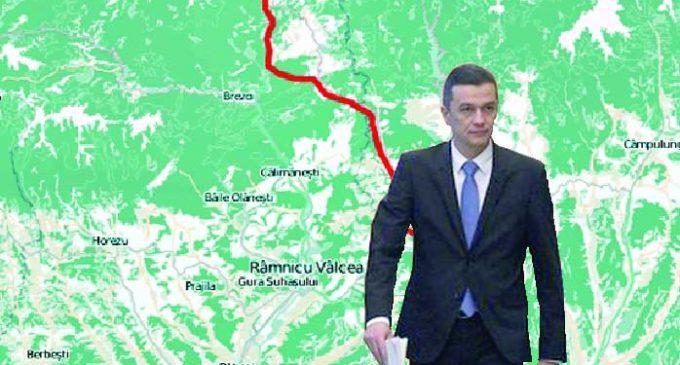 În iunie, vor fi scoase la licitaţie tronsoanele 1 şi 5 ale Autostrăzii Piteşti-Sibiu