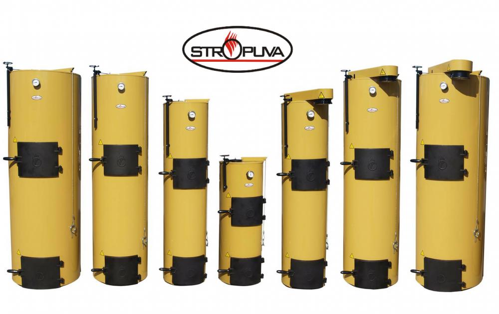 Ajutor în montarea centralei termice pe lemne Stropuva
