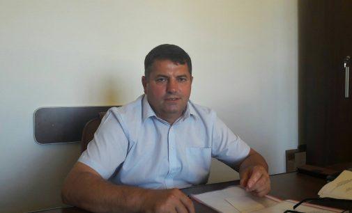 La Drăgoeşti, Gheorghe Melente intenţionează să acceseze fonduri europene pentru regularizarea torenţilor