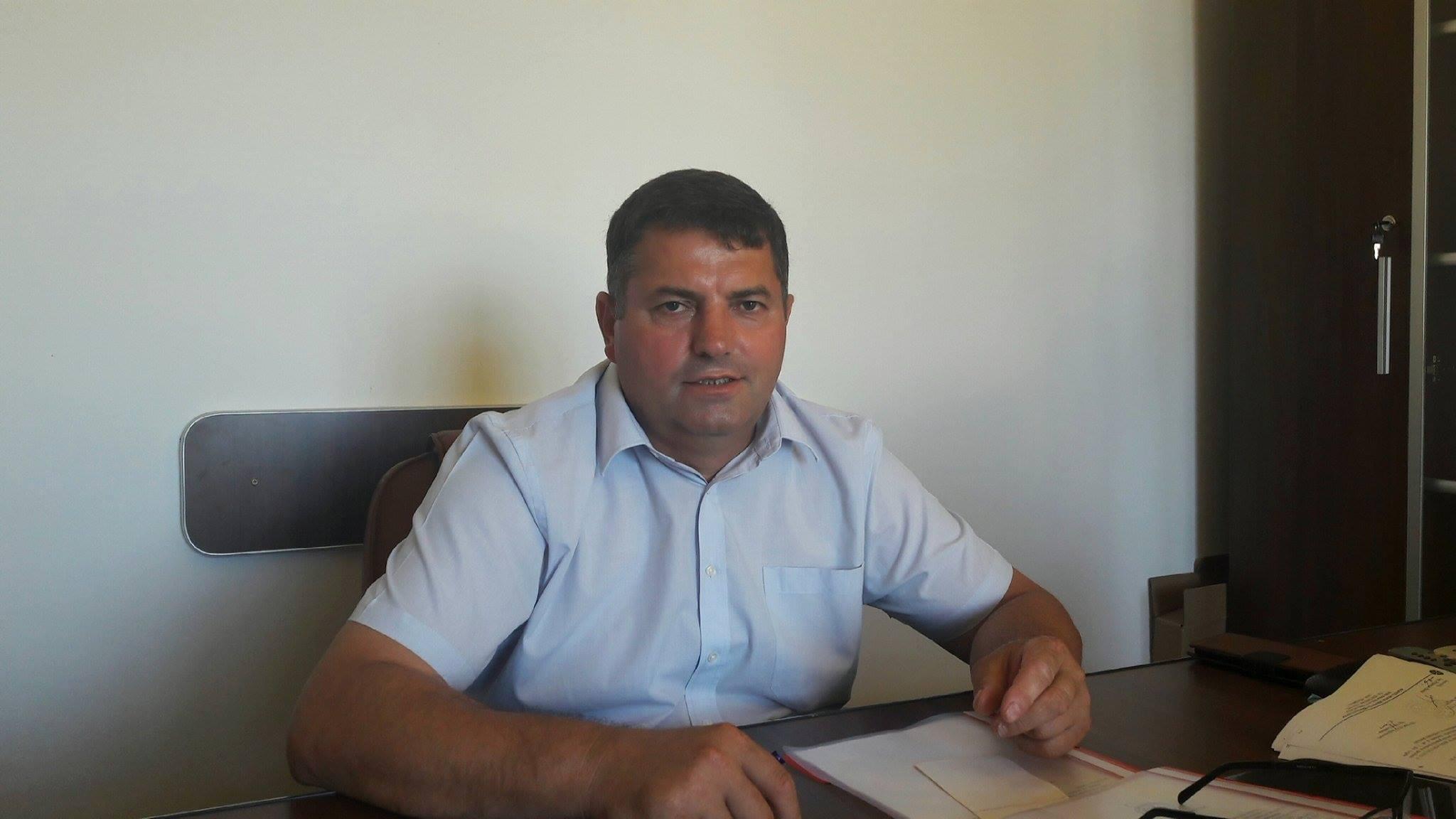 """Gheorghe Melente: """"Cinci investiţii îşi vor găsi finalitatea în următoarea perioadă, la Drăgoeşti"""""""