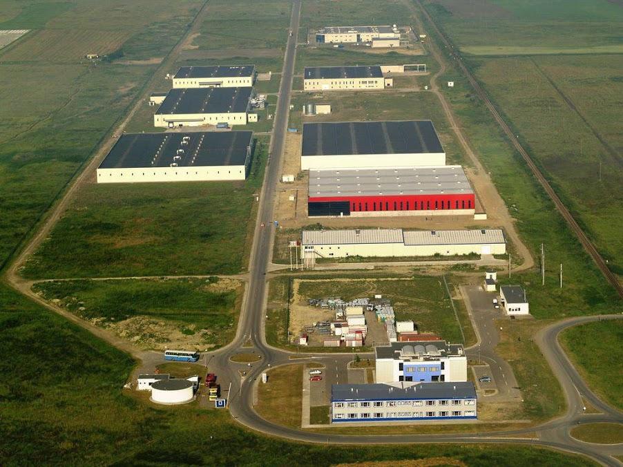 Patru firme au depus oferte pentru închiriere spaţii în parcurile industriale din Drăgăşani şi Bălceşti