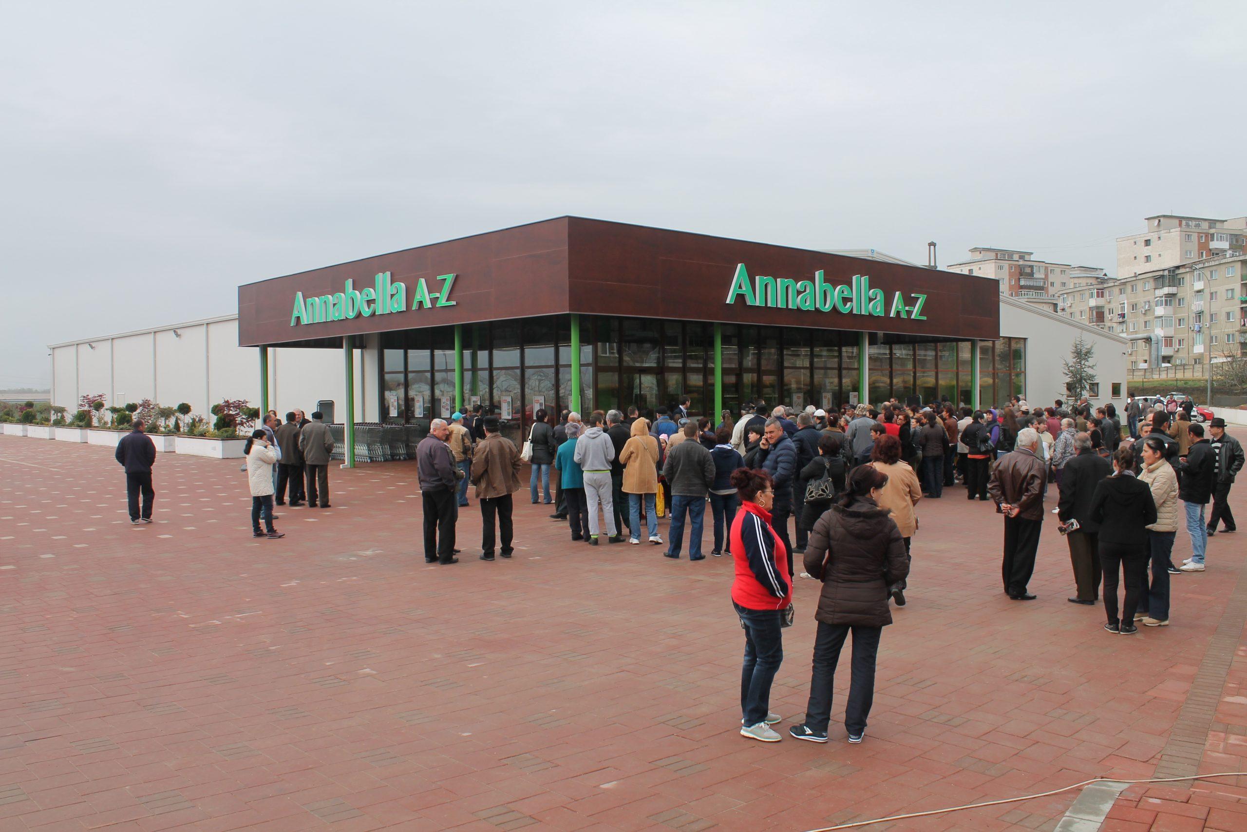 Grupul de firme Annabella a realizat anul trecut afaceri de 220 de milioane de lei şi investiţii de 5 milioane de euro