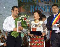 Maria Ciobanu, declarată cetăţean de onoare al comunei Roşiile