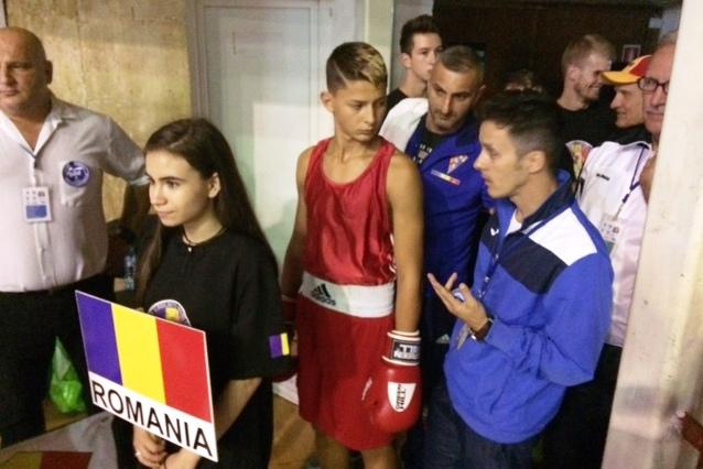 Europeanul de box, ajuns în fazele finale!