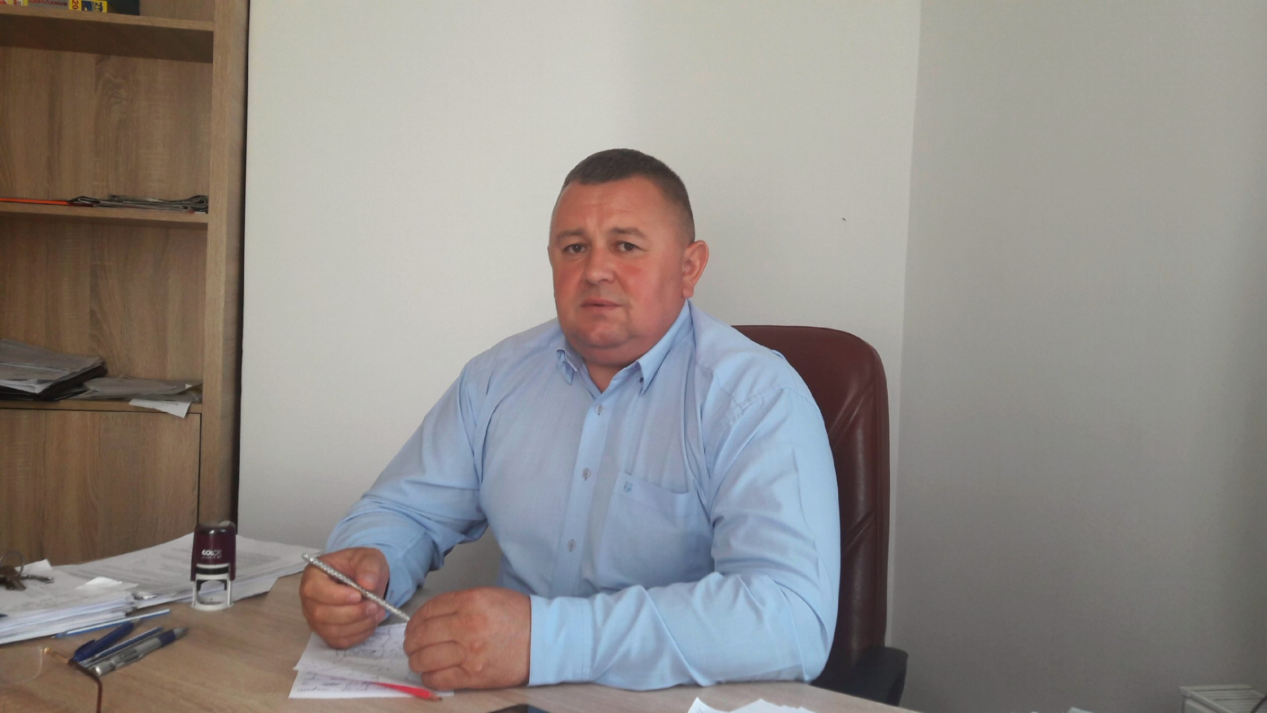 Adrian Cosac porneşte cu prima şansă la alegerile parţiale de la Vlădeşti