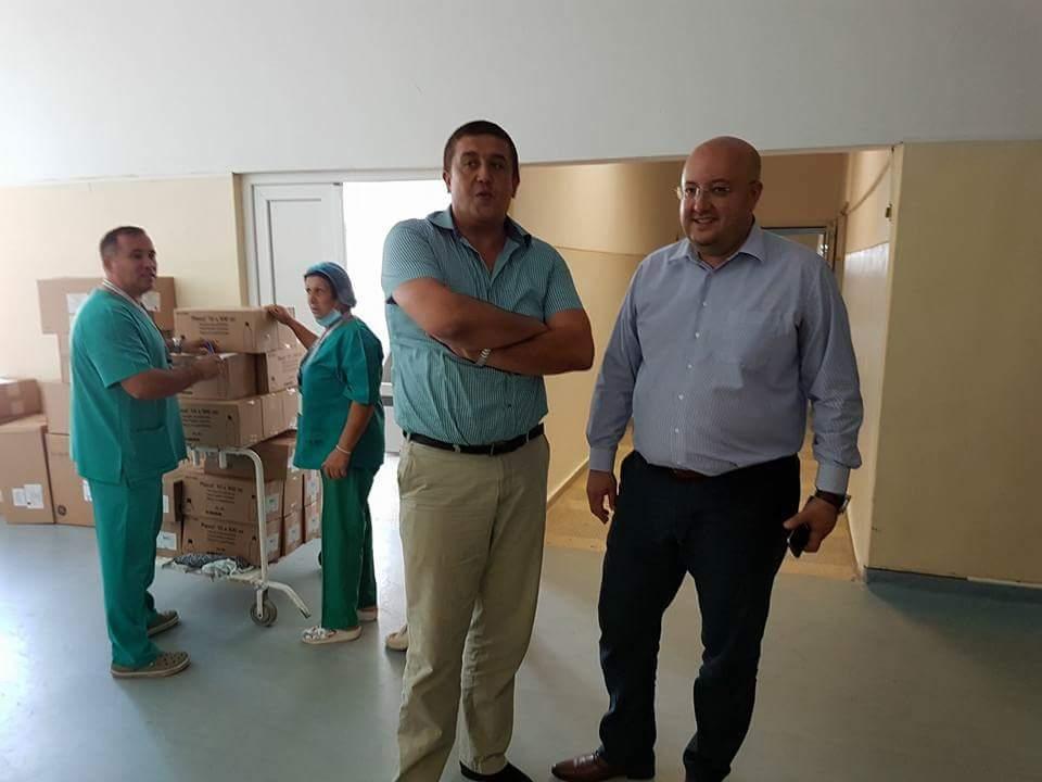 Spitalul Judeţean Vâlcea va primi aparatură modernă.