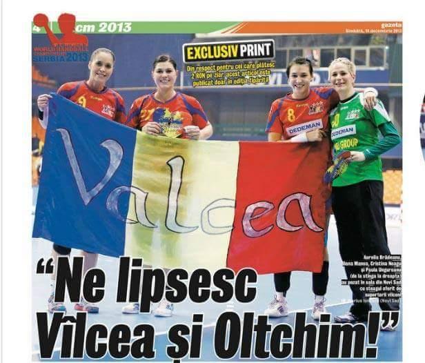 """Liga Suporterilor Vâlceni: """"Suporterii Oltchimului se întorc acasă!"""""""