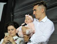 Bogdan Vătăjelu, refăcut după entorsă!