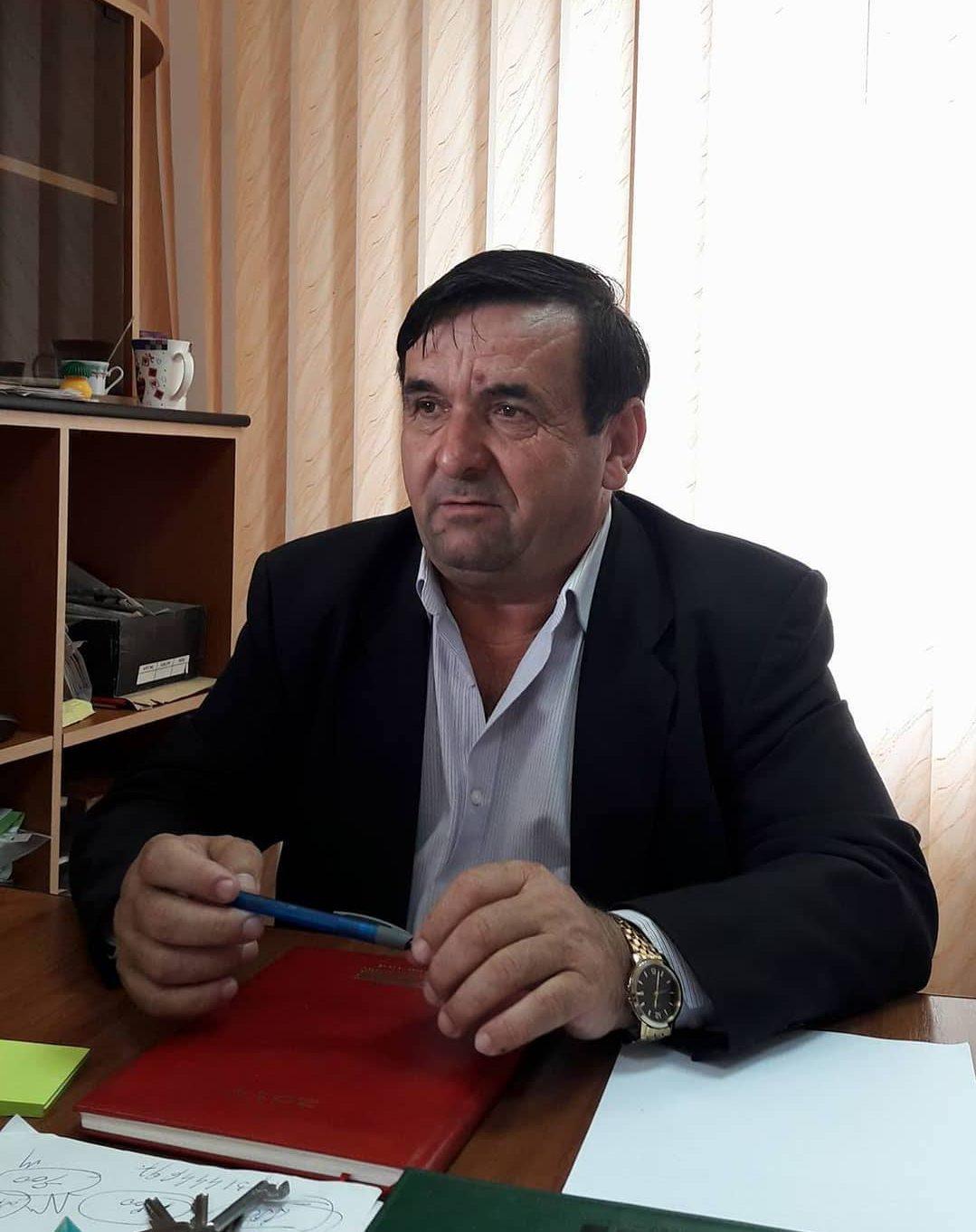 """Dumitru Blejan: """"Din anul 2000 ocup funcţia de primar şi mi-am propus încă de atunci să nu promit cetăţenilor nimic"""""""