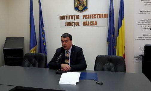 """Prefectura Vâlcea a găzduit campania ,,Informare acasă! Siguranţă în lume!"""", organizată de Ministerul pentru Românii de Pretutindeni"""
