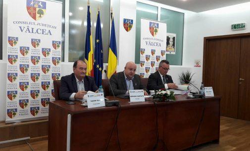 Starea deplorabilă a DN 67 B Scoarţa-Piteşti ţine în loc dezvoltarea Parcul industrial Drăgăşani-Bălceşti