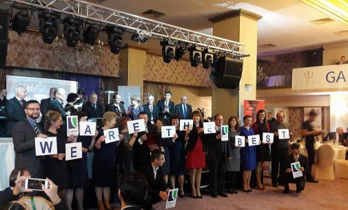 CIECH Soda România S.A a câștigat marele trofeu la Gala Economiei Vâlcene