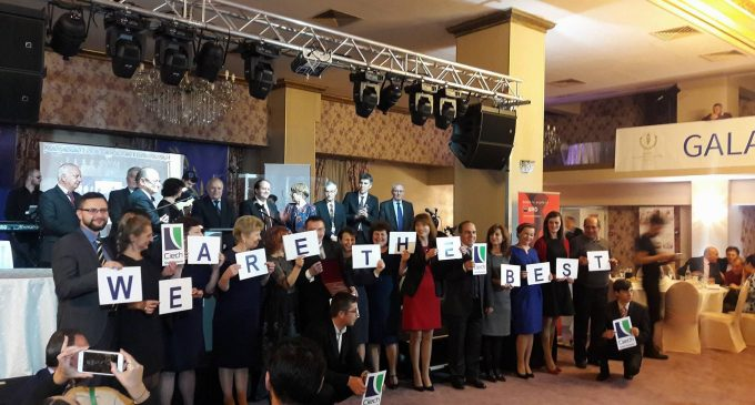 Excelenţa în afaceri, premiată la Gala Economiei Vâlcene
