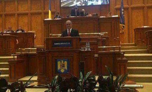 """Vasile Cocoș: """"Salariaţii vor simţi beneficiile trecerii contribuţiilor sociale obligatorii în salariul brut lunar, începând cu 1 ianuarie 2018″"""