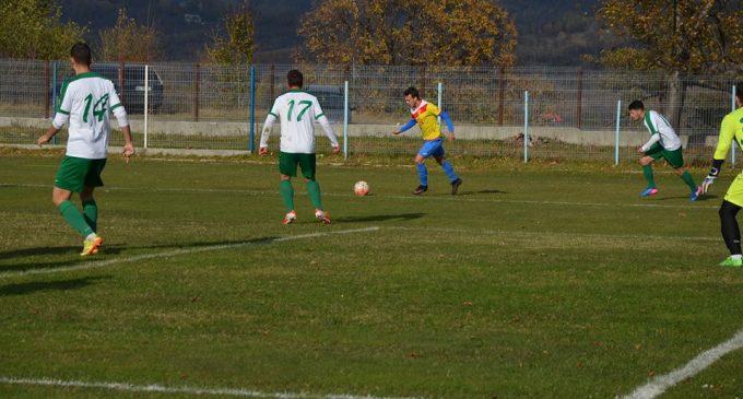 Flacăra defilează în derby-ul cu Dăești