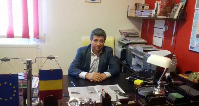 Primarul din Guşoeni, Nicolae Concioiu prezent la întâlnirea cu reprezentanţii Transgaz