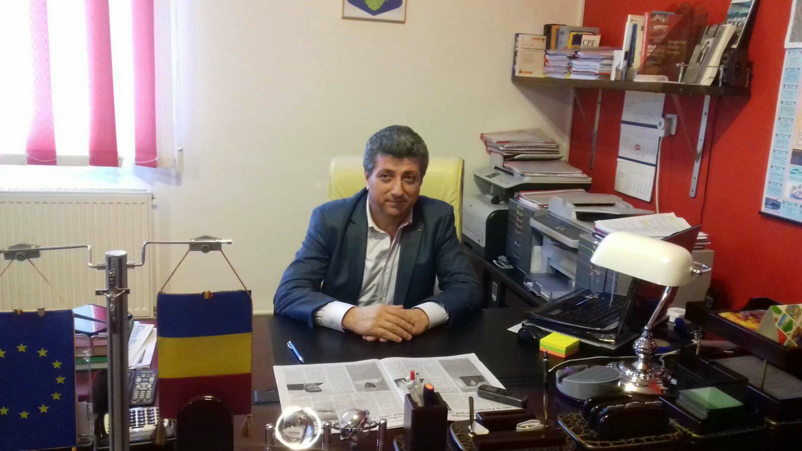 "Comuna Guşoeni a primit zero lei, din cauza ""revoluţiei fiscale"""