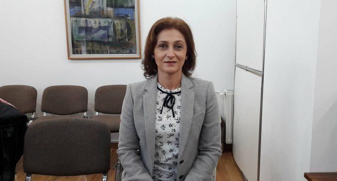 Jana Diaconu, noul director-adjunct al DGASPC Vâlcea