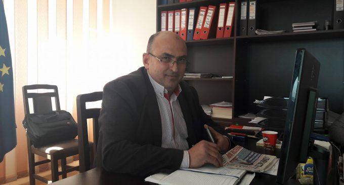 """Daniel Dimulescu: """"Sunt social-democrat mândru că sunt român""""."""