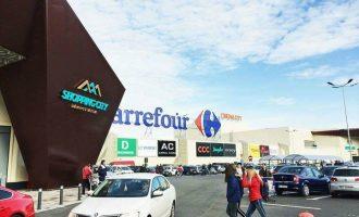 Shopping City Râmnicu Vâlceași-a deschis astăzi porțile