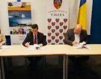 Moş Crăciun a venit la Consiliul Judeţean Vâlcea cu 70 milioane euro bani europeni
