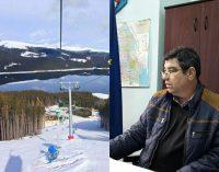 Primarul din Voineasa, Gabriel Năstăsescu, dă asigurări că pârtia de schi va funcţiona în această iarnă