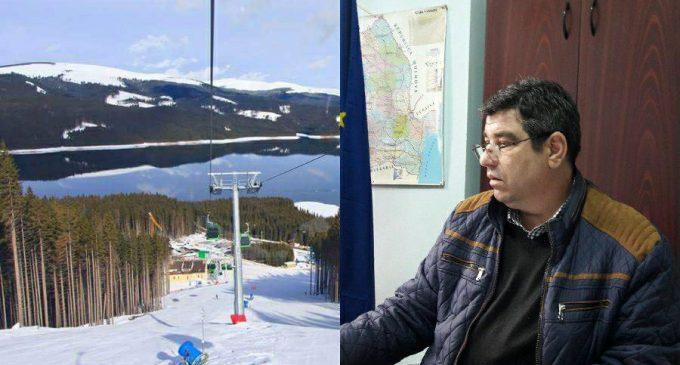 După 8 ani de la începerea lucrărilor,  Pârtia de schi de la Voineasa va fi terminată