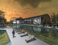 Modernizarea ştrandului Ostroveni, o investiţie păguboasă, departe de a fi terminată