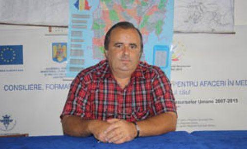 """Ion Streinu: """"Am venit la primărie să fac ce am promis pentru comunitate"""