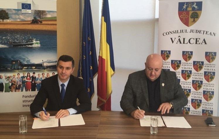 Au venit primii bani europeni pentru fazarea proiectului de management al deşeurilor în judeţul Vâlcea