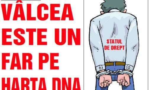 Vâlcea este un far pe harta DNA