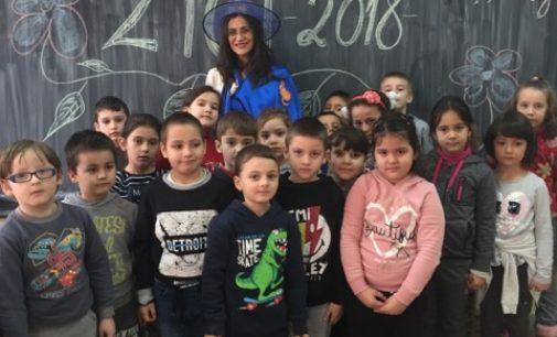 """Ziua internaţională a """"Cititului Împreună"""", celebrată la Păuşeşti Măglaşi"""